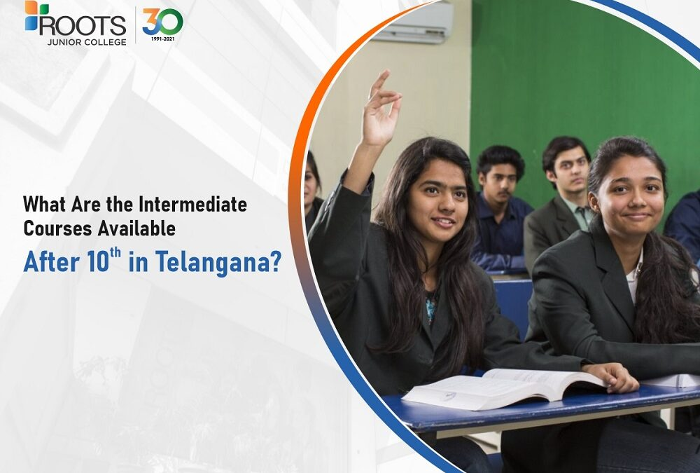 What Are The Intermediate Courses Available After 10th In Telangana?