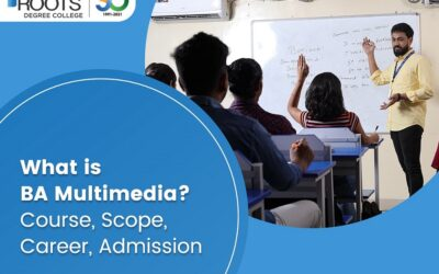 What is BA Multimedia? Course, Scope, Career, And Admission