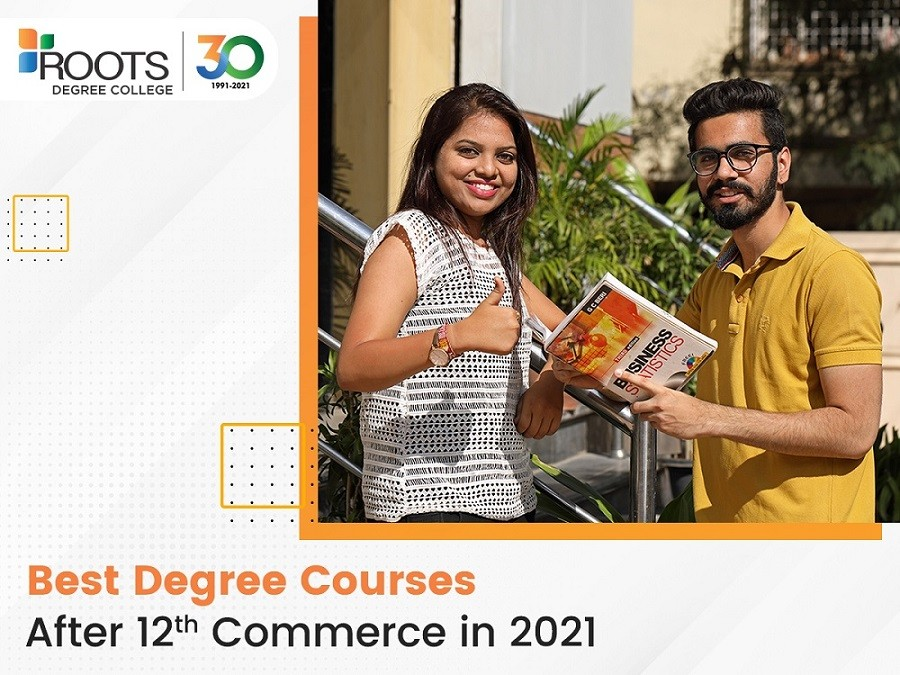 Best Degree Courses After 12th For Commerce Students In 2021