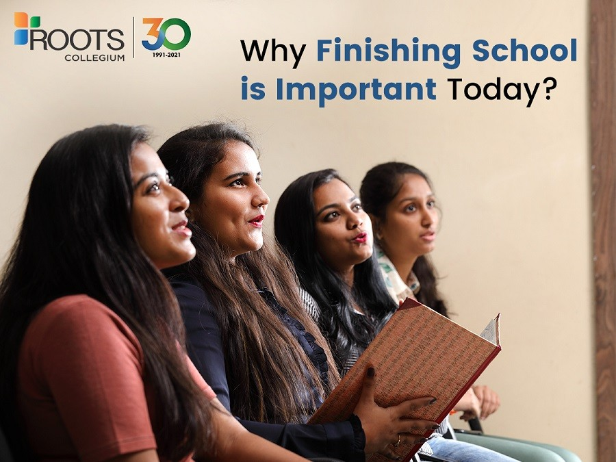 Why Finishing School is Important Today?