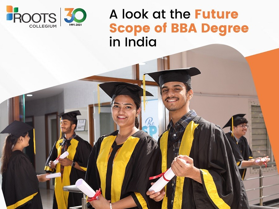 A look at the Future Scope of BBA Degree in India