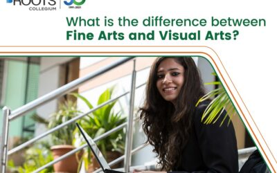 What is the difference between Fine Arts and Visual Arts?